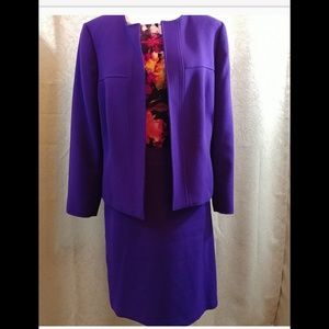 Tahari suit, skirt and jacket